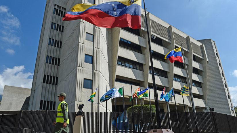 """Tribunal Supremo de Justicia de Venezuela castigará """"con severidad"""" cualquier apoyo al bloqueo de EE.UU."""