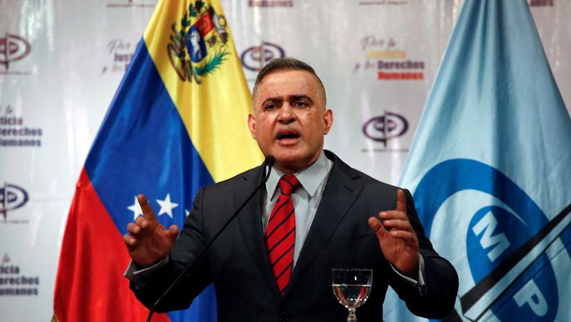 """El fiscal general de Venezuela tilda el bloqueo de EE.UU. como un """"crimen de lesa humanidad"""""""