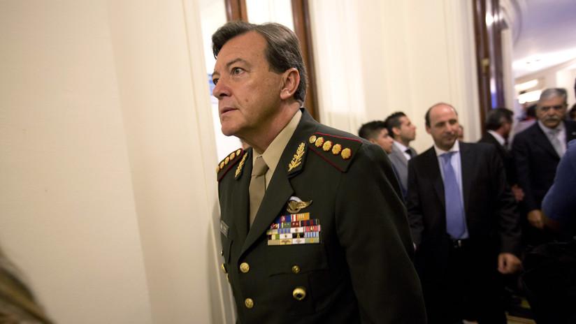 Absuelven al exjefe del Ejército argentino César Milani, acusado por delitos de lesa humanidad
