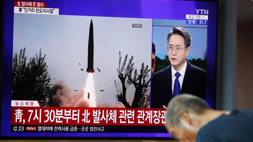 """Seúl asegura que Corea del Norte ha disparado """"proyectiles no identificados"""" hacia el mar de Japón"""