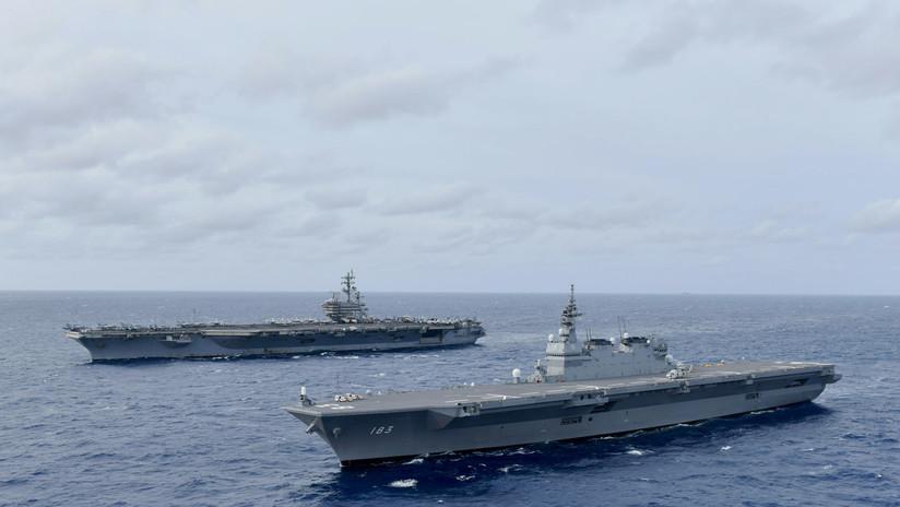 Grandes, pero esquivos: ¿Por qué le resultaría difícil a China atacar un portaaviones estadounidense?