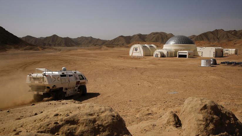 ¿Más cerca de colonizar el espacio?: Prueban la capacidad de bacterias para la minería extraterrestre