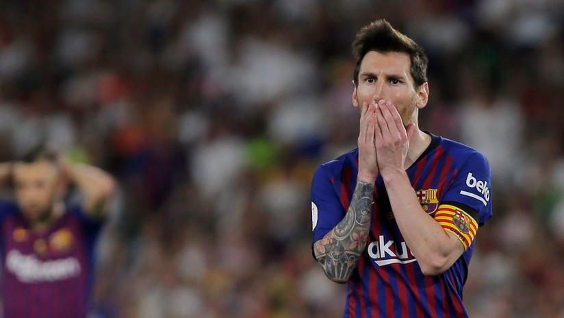Messi prepara un asado en su 'humilde' parrilla y es furor en las redes (VIDEO, FOTOS)