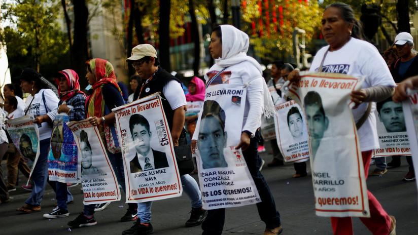 """Se conoce """"cómo fue la operación del proceso de desaparición"""" de los 43 estudiantes de Ayotzinapa"""
