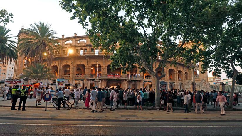 Las corridas de toros regresan a Mallorca acompañadas de un himno fascista