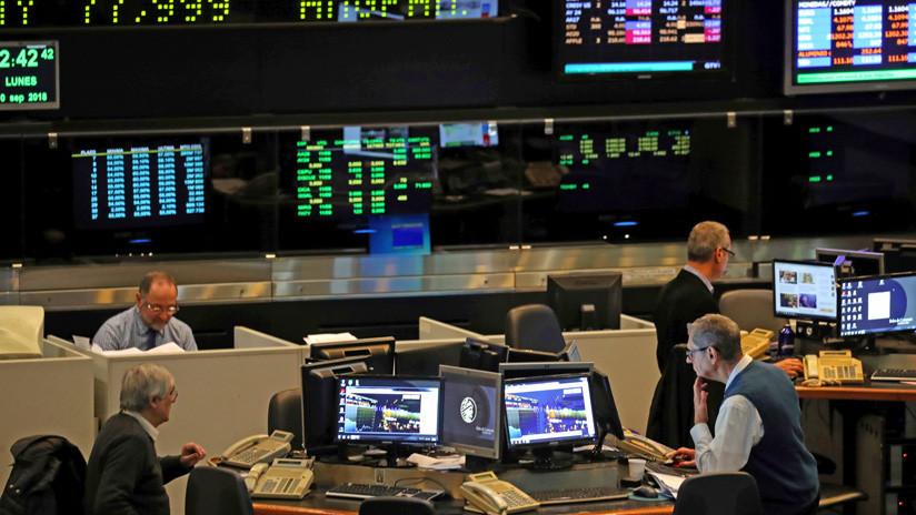 Los mercados reaccionan tras las PASO en Argentina: bonos a la baja y acciones en caída de hasta 35%