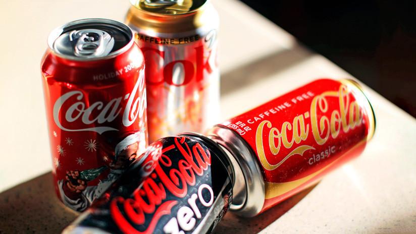 """Experto: """"Coca-Cola intenta confundir a la gente sobre los riesgos a los que se expone"""""""