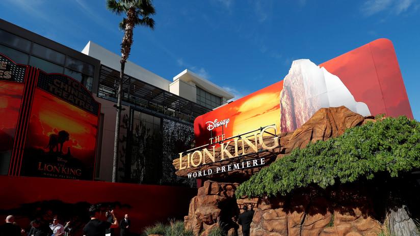 La nueva versión del clásico 'El rey león' se convierte en la película animada más taquillera de la historia
