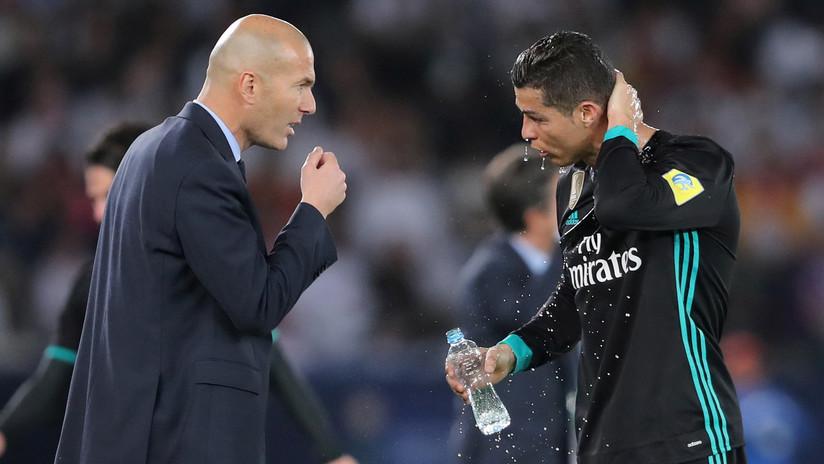 """Cristiano Ronaldo confiesa por qué Zidane lo hacía sentir """"especial"""" en el Real Madrid"""