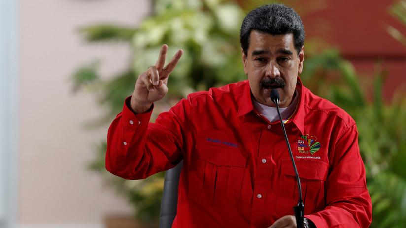 Maduro crea un nuevo ministerio y cambia a seis funcionarios de su Gabinete