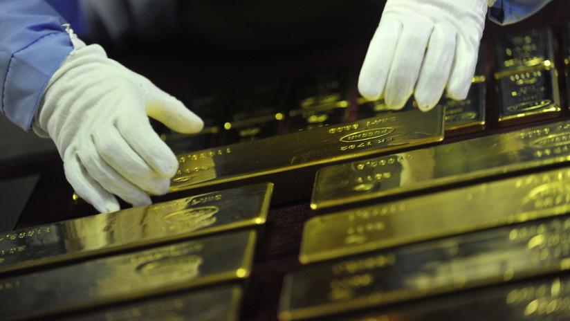 Fuera el dólar, bienvenido el oro: Rusia, a punto de convertirse en el cuarto país en reservas internacionales