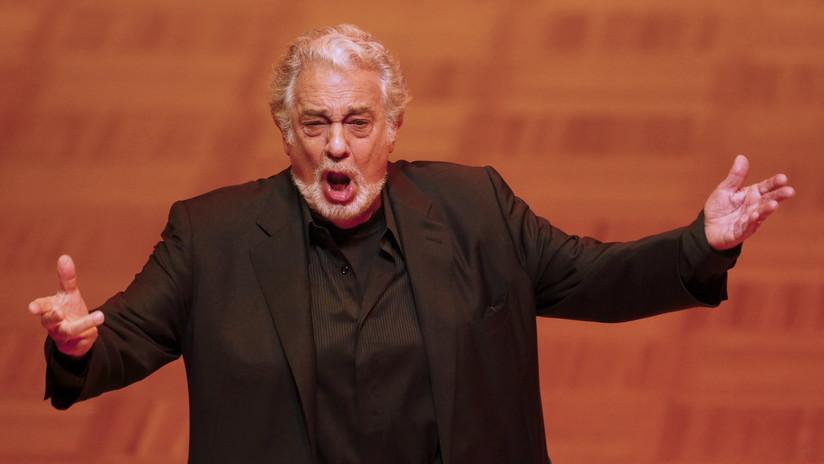 Ocho cantantes y una bailarina acusan a Plácido Domingo de acoso sexual