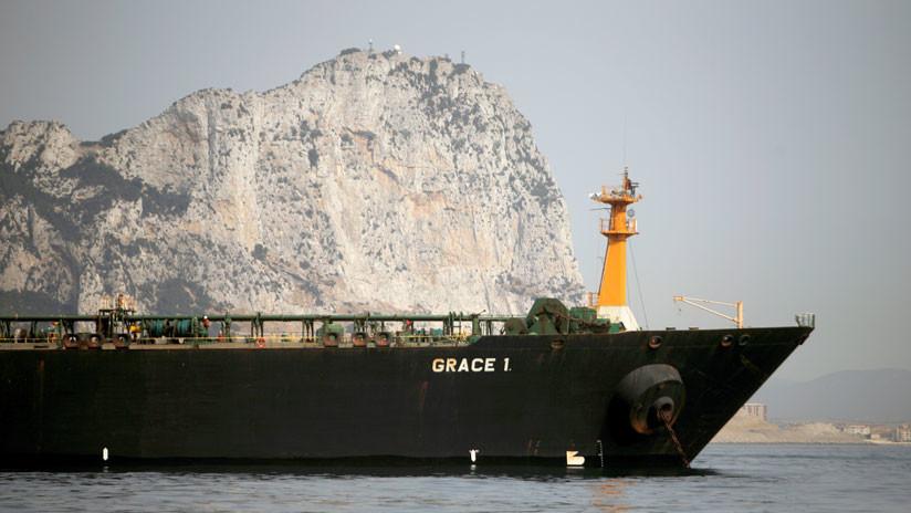 Fars: Las autoridades de Gibraltar liberarán este martes el petrolero iraní Grace 1, retenido desde el 4 de julio