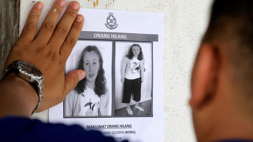 Hallan el cuerpo de una joven británica de 15 años que desapareció hace 10 días de su habitación durante unas vacaciones en Malasia