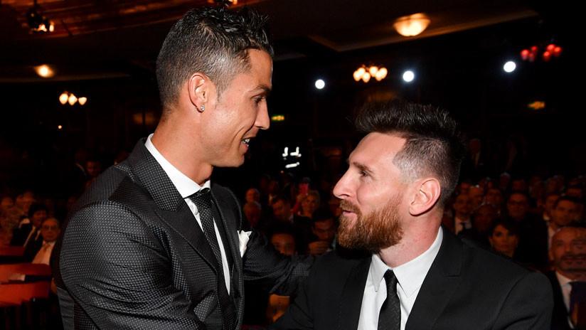 Cristiano Ronaldo revela en qué es mejor que Lionel Messi