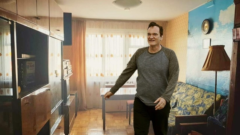 Érase una vez en... Cheliábinsk: Tarantino 'ayuda' a un ruso a vender su piso (FOTOS)