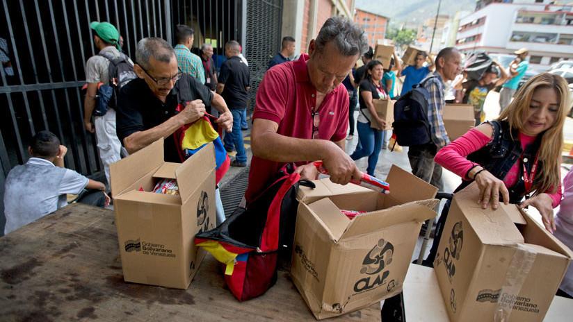 ¿Pueden llevar las sanciones de EE.UU. contra Venezuela a un estallido social?