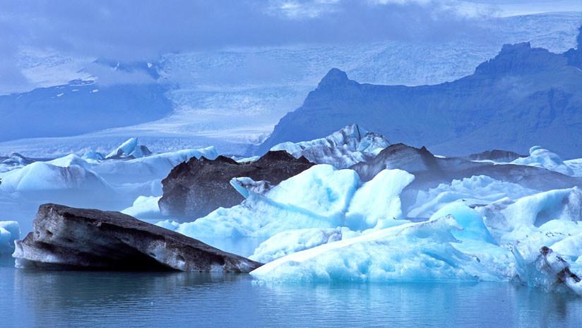 Fotos de la NASA muestran la primera desaparición de un glaciar de Islandia, que no será la última