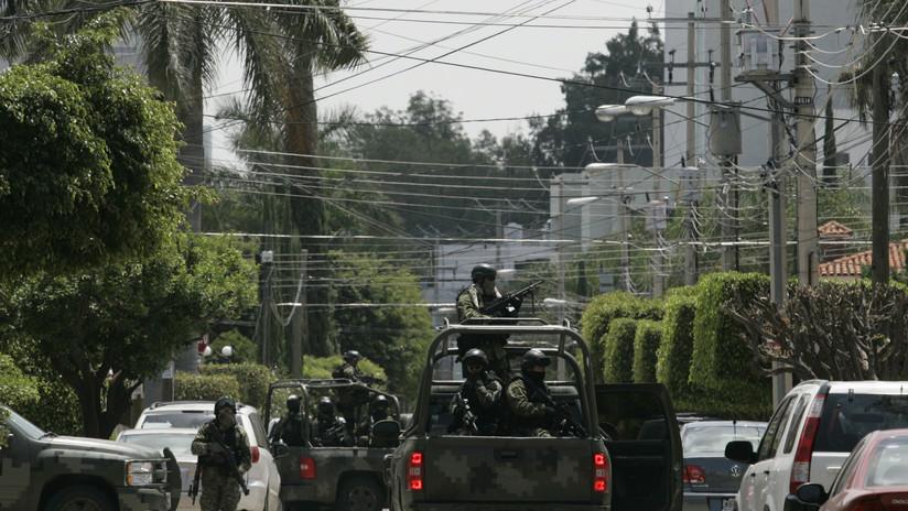 El Cártel Jalisco Nueva Generación lanza una advertencia a un cártel enemigo en un video