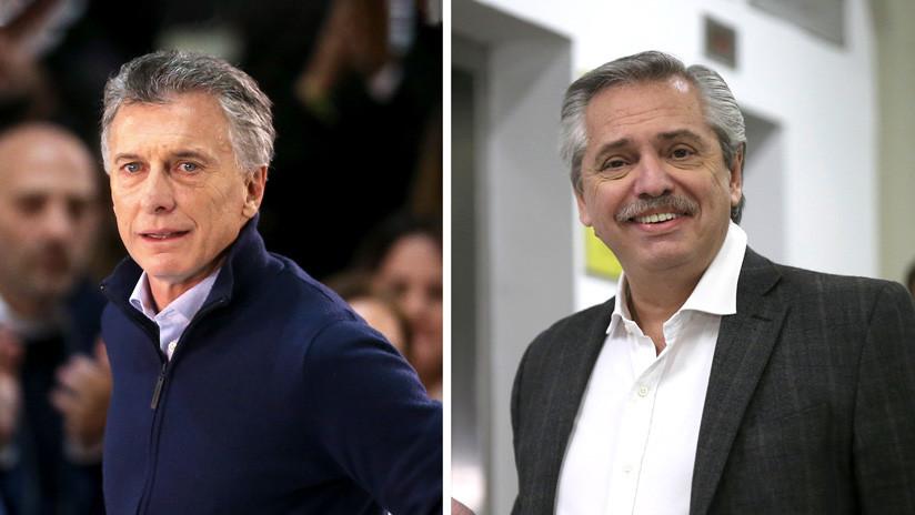 """Macri habló por teléfono con Alberto Fernández: """"Se comprometió a colaborar en todo lo posible"""""""
