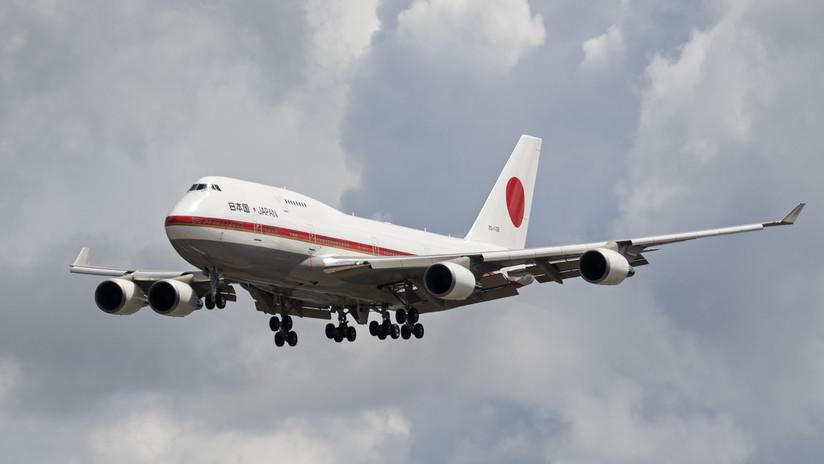 FOTOS, VIDEO: Ponen en venta el 'Air Force One japonés' en el que volaron el emperador y 14 primeros ministros
