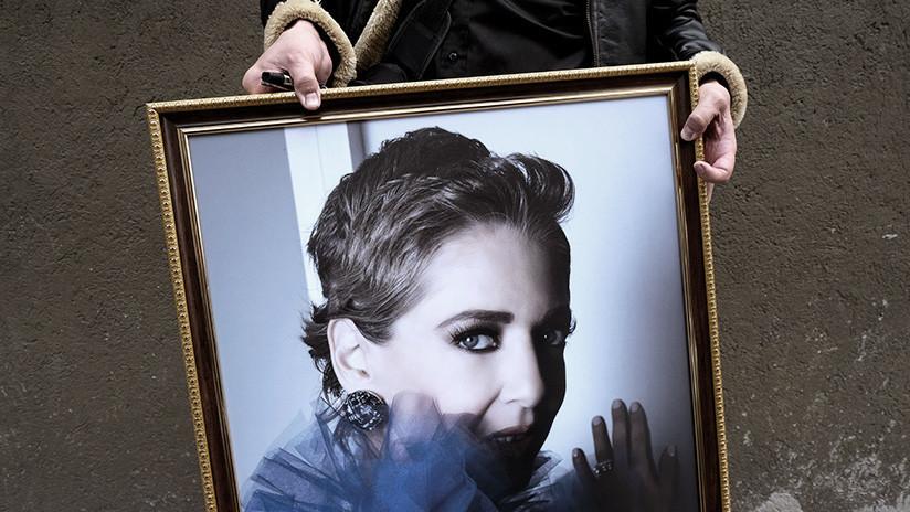El viudo de Edith González recuerda a la actriz mexicana con una conmovedora fotografía inédita