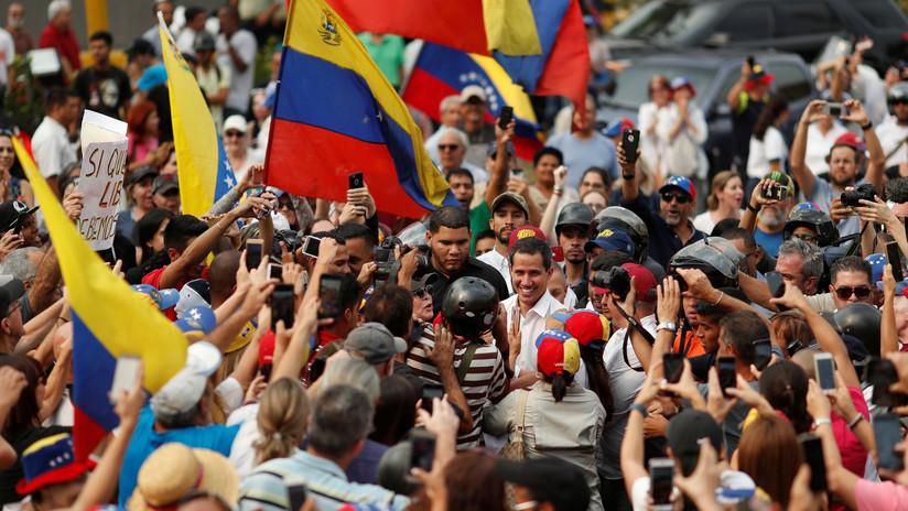 """Ministerio de Defensa ruso: """"Moscú apoya a Caracas frente a los intentos de EE.UU. de realizar un golpe de Estado en Venezuela"""""""