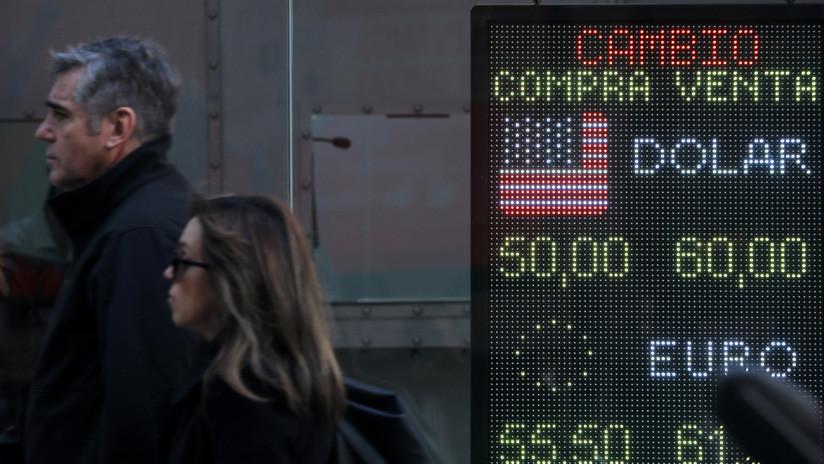 La inflación de julio en Argentina fue de 2,2 % y acumula un alza de 54,4 % en los últimos 12 meses