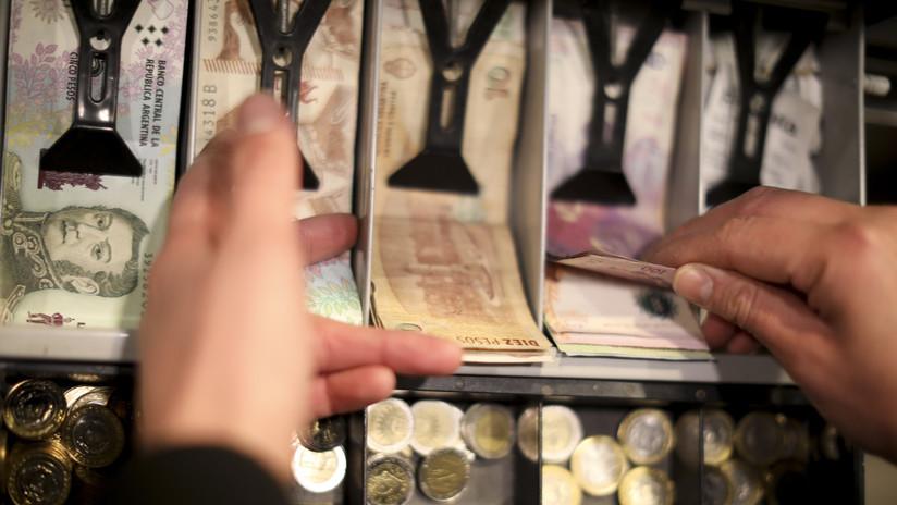 El peso y las bolsas de Argentina muestran mejoría tras una negra semana de caídas