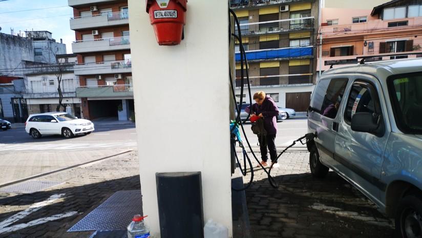 El culebrón del congelamiento de precios de combustibles en Argentina