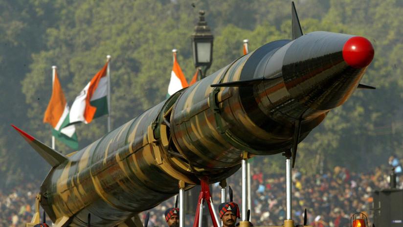 """India: """"Prometimos no ser los primeros en usar armas nucleares, pero eso puede cambiar"""""""