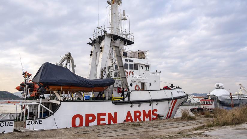La desventura del Open Arms que ridiculiza a Europa