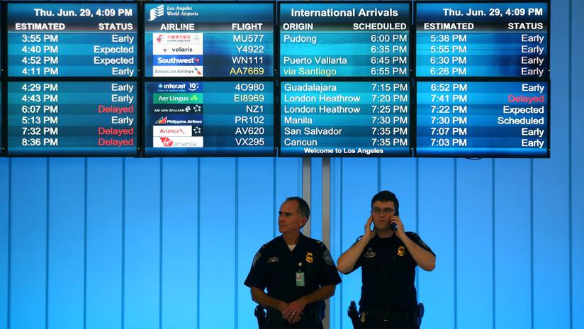 Una falla en los sistemas de verificación de pasaportes genera problemas en varios aeropuertos de EE.UU.
