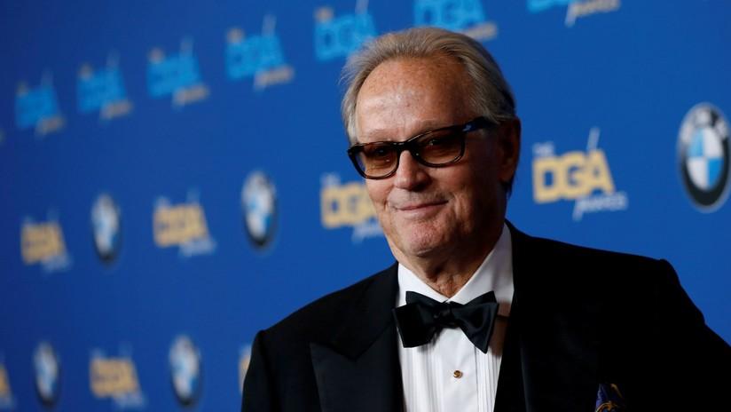 Muere a los 79 años el célebre actor Peter Fonda, protagonista de 'Easy Rider'