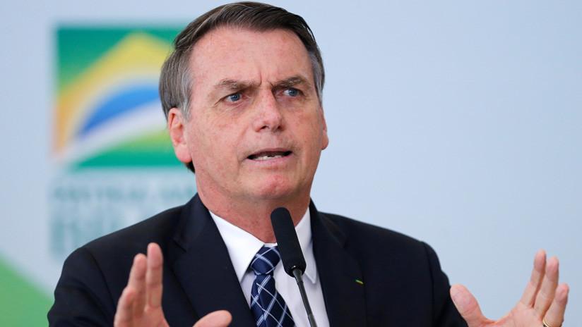 Bolsonaro ratifica que Brasil podría abandonar el Mercosur si el peronismo gana las elecciones en Argentina