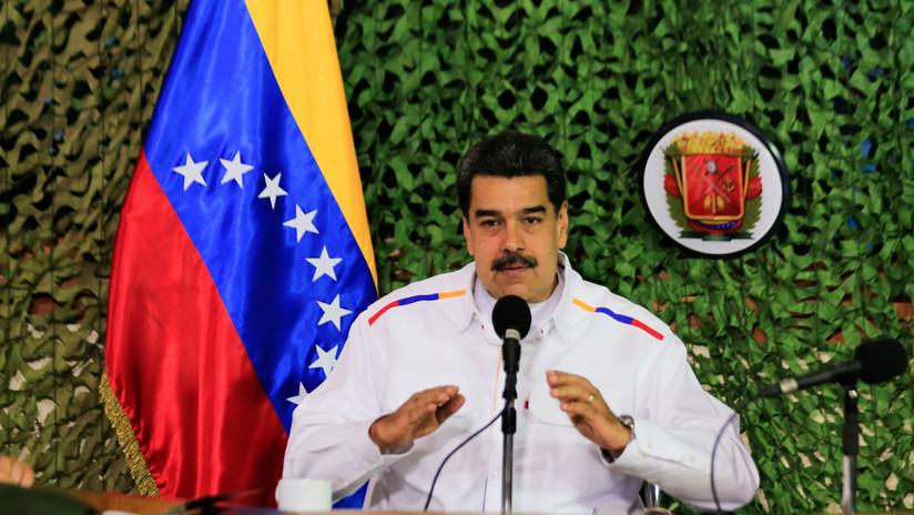 Maduro acusa a Trump de hacerle a Venezuela lo que Hitler al pueblo judío