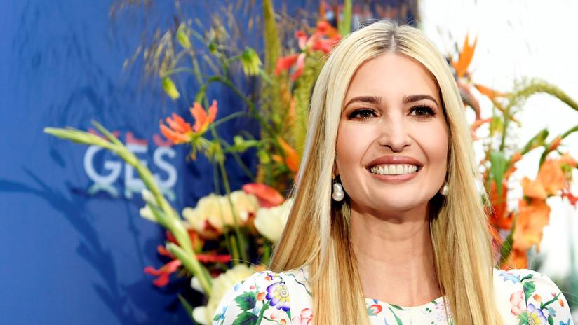 Ivanka Trump visitará Colombia en septiembre para apoyar a las mujeres