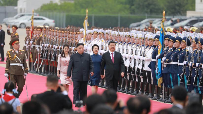China y Corea del Norte se comprometen a fortalecer sus lazos militares y proveer seguridad en Asia-Pacífico ante tensiones con EE.UU.