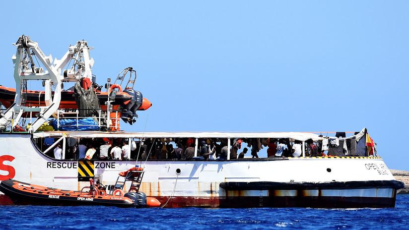 El Gobierno español ofrece el puerto de Algeciras para el desembarco del barco de rescate Open Arms