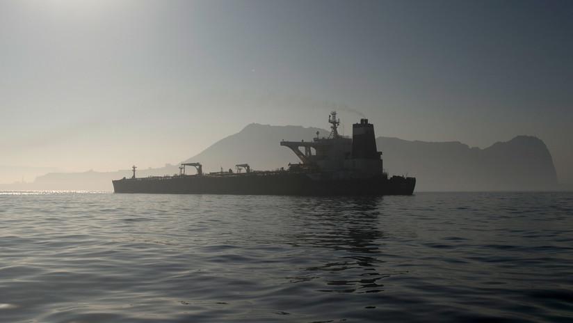 Gibraltar rechaza la demanda de EE.UU. para volver a incautar al petrolero iraní Grace 1