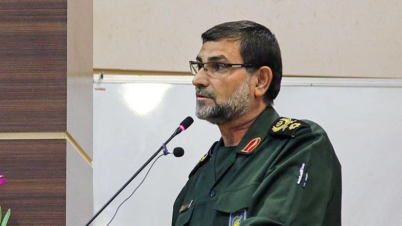 """Guardia Revolucionaria iraní: """"La presencia de EE.UU. y Reino Unido significa inseguridad para la región del Golfo"""""""