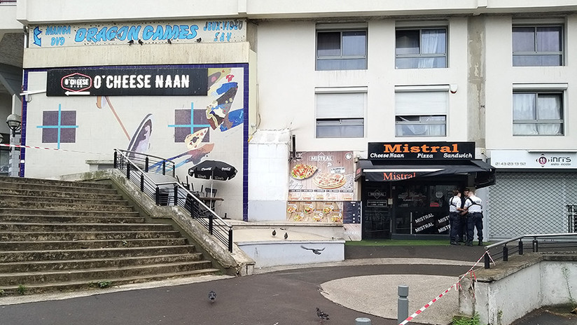 """Un hombre mata a tiros a un camarero en Francia porque """"no le prepararon el sándwich lo suficientemente rápido"""""""