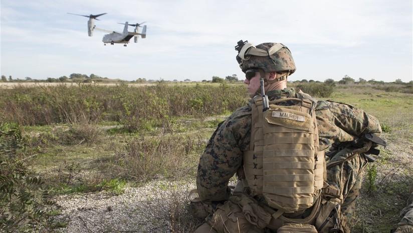 El Ejército de EE.UU. desarrolla biosensores para los soldados del futuro (INFOGRAFÍA)