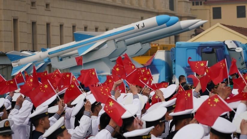 """Los misiles del Ejército chino podrían """"dejar inutilizadas"""" a las fuerzas de EE.UU. en el Pacífico en cuestión de horas"""