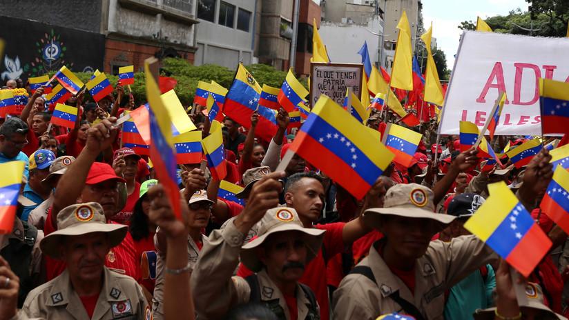 """Rusia advierte a EE.UU. contra la imposición de sanciones """"ilegítimas"""" y del bloqueo a Venezuela"""