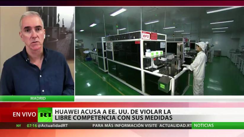 EE.UU. extiende la licencia a Huawei para preparar mejor el mercado para una ruptura posterior