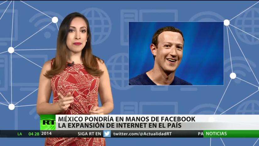 México solicita ayuda de Facebook para la expansión de Internet en todo el país