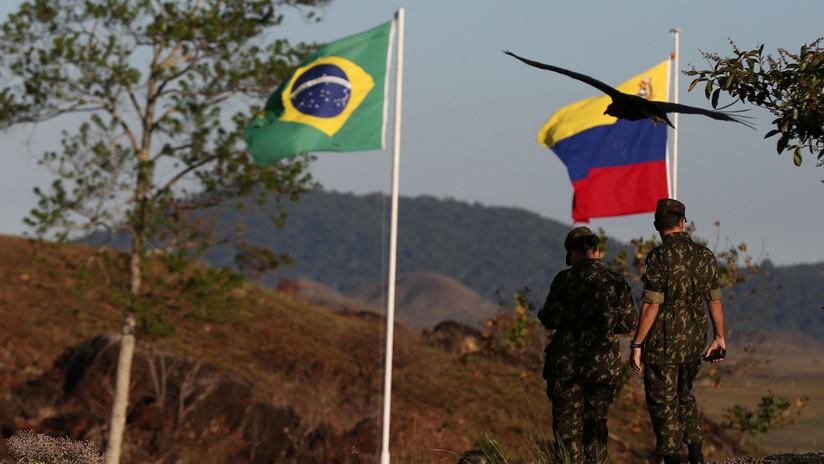 Brasil prohibirá ingreso de funcionarios del Gobierno venezolano a su territorio