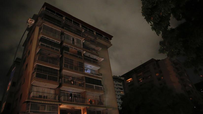 Nuevo apagón en Venezuela afecta por dos horas varias zonas de Caracas y otros tres estados