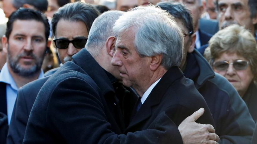 """El presidente de Uruguay anuncia que tiene un """"nódulo pulmonar"""" posiblemente maligno"""
